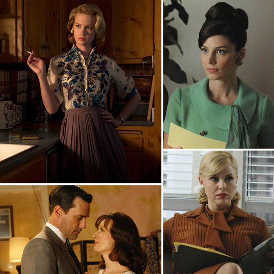 4 Seasons of Don Draper's Dames: A Retrospective