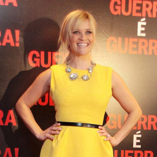 Reese Witherspoon Pregnant Reports