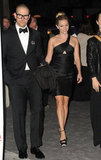 Reese Witherspoon and Jim Toth went black-tie for an event in 2011.