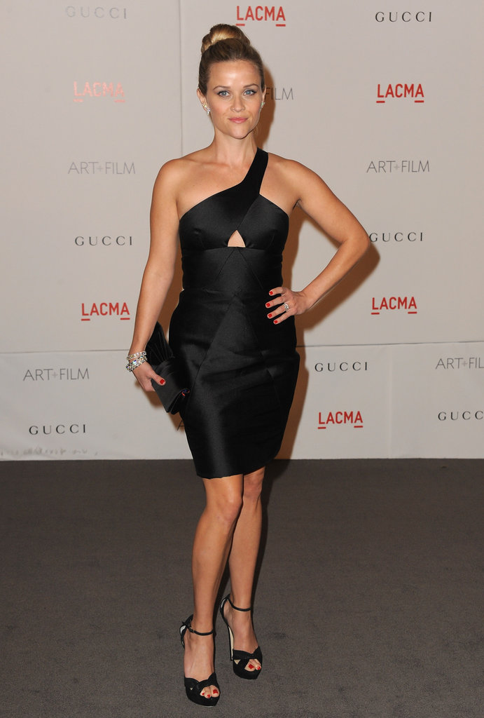 Reese Witherspoon in Cushnie et Ochs at 2011 LACMA Gala