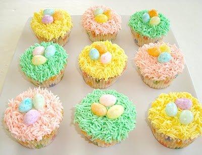 Pastel Nests