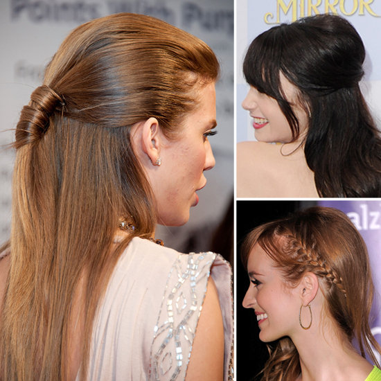 Best Show Stopping Celebrity Hair styles