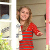 Annasophia Robb Filming The Carrie Diaries Pictures