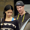 Matthew McConaughey and Camila Alves Working Out Pictures