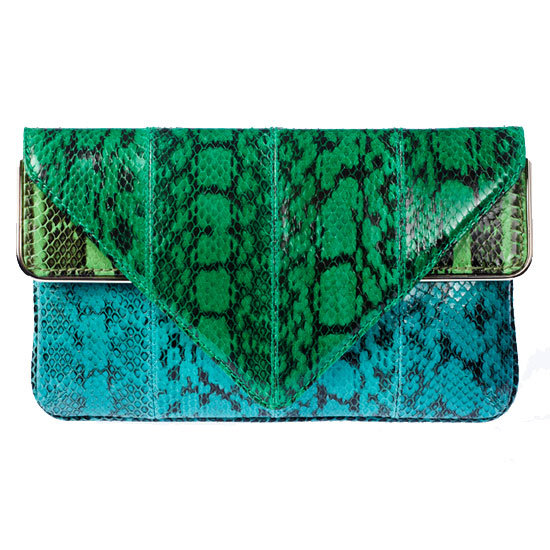 Sneak Peek! Brian Atwood's Gorgeous New Handbag Line