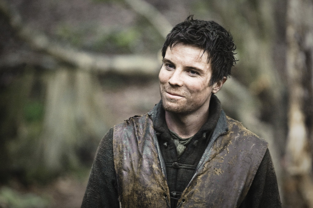 Joe Dempsie as Gendry on Game of Thrones.  Photo courtesy of HBO