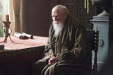 Julian Glover as Grand Maester Pycelle on Game of Thrones.  Photo courtesy of HBO