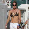 Doutzen Kroes Bikini Pictures in Miami