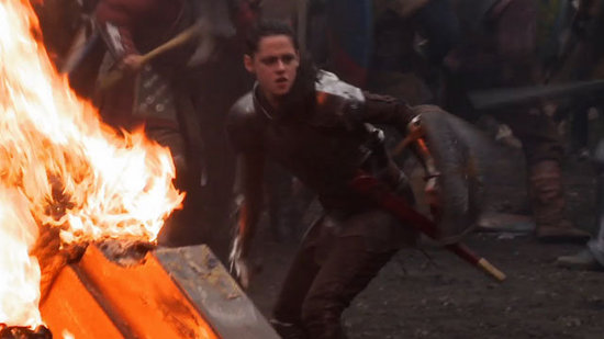 "Video: New Clips of Kristen Stewart in ""Action-Packed Revenge Movie,"" SWATH"