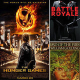 Battle Royale and Other Books Like The Hunger Games