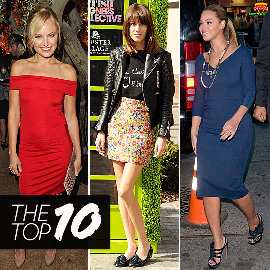 Best Celebrity Style March 19, 2012