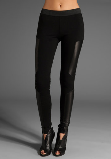 Mason by Michelle Mason Leather Legging ($297)