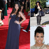 Kourtney Kardashian's Top Maternity Style Picks