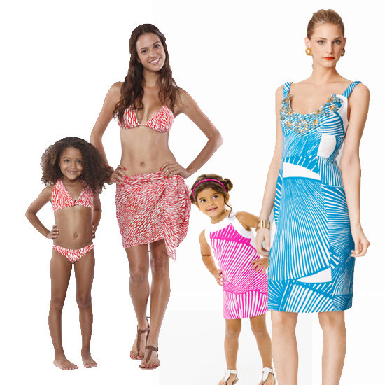 Sundress season is the best time of year for moms and little girls to break ...