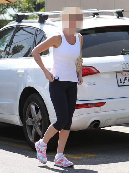 Guess Which Celeb Looks Ready to Work Out?