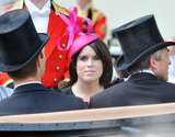 Princess Eugenie attends Royal Ascot Ladies Day on June 17, 2010.