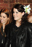 Princess Eugenie flashes a big smile at a 2010 event in London.
