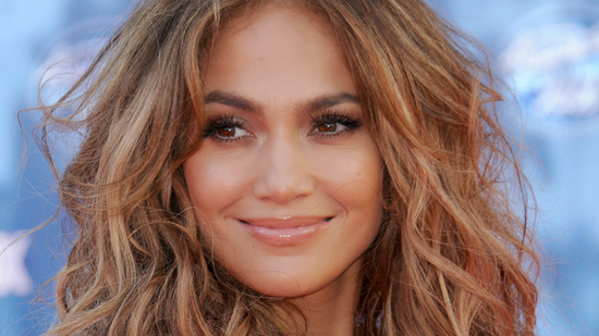 Jennifer Lopez Glows as Our Most Radiant Skin Winner!