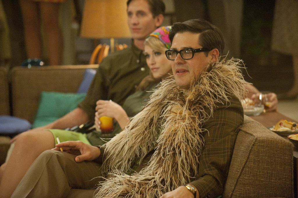 Rich Sommer as Harry Crane on Mad Men.  Photo courtesy of AMC