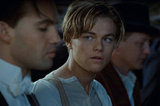 Billy Zane and Leonardo DiCaprio in Titanic.  Photo courtesy of Paramount Pictures
