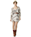 This ethereal printed tunic dress is super flattering and we adore the on-trend paisley print. Club Monaco Ashley Silk Dress ($199)
