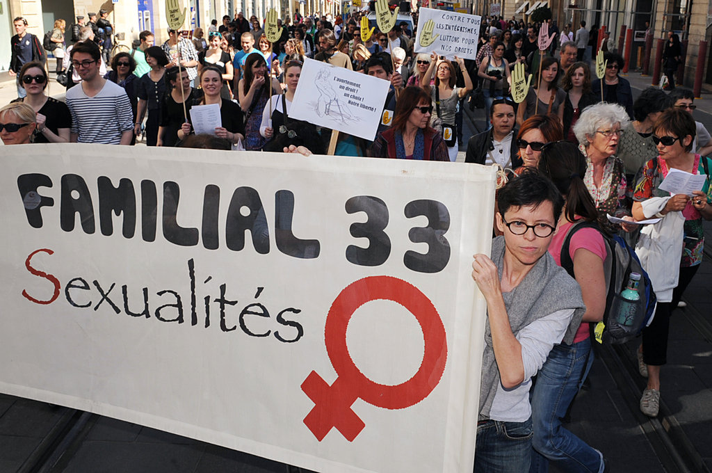 Abortion Rights in France, 2012