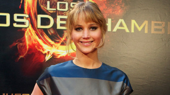 "Video: Jennifer Lawrences Says Hunger Games Guys Liam and Josh Are ""Like Brothers"""
