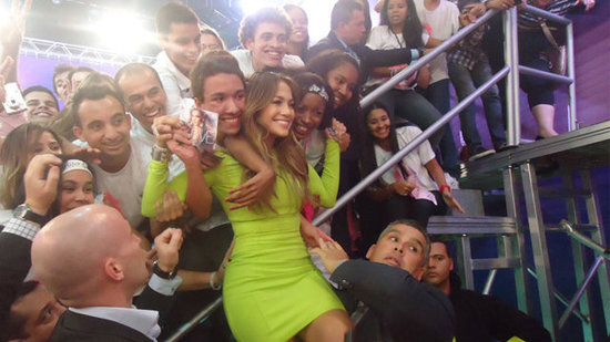 Video: J Lo Shares New Song and Shines Bright in Brazil With Casper Watching