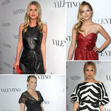 Celebs Describe Their Ultimate Feminine Outfit at Valentino Store Opening