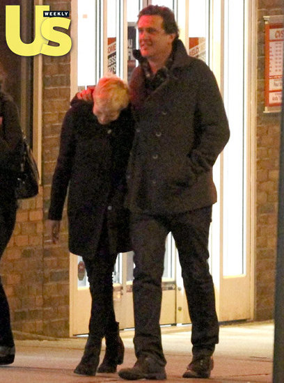 Michelle Williams dating Jason Segel.