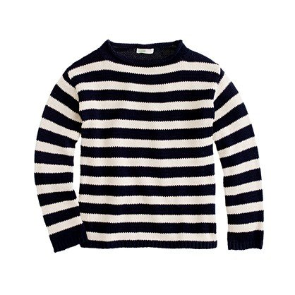 Crewcuts Stripe Roll-Neck Sweater ($43)