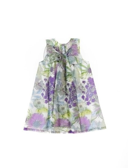 Oscar de la Renta Toddler's Floral New Tie Dress ($240)