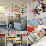 Baby Ruby's Fanciful, Fun Los Angeles Nursery