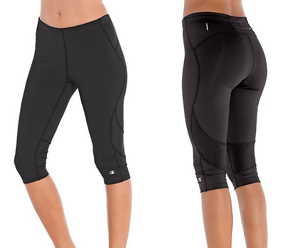 Champion Double Dry Knee Tights
