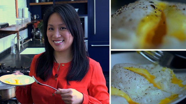 Brown-Bag Transformation: Add a Poached Egg
