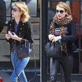 Must Mimic! Emma Roberts Unleashes Two Cool-Girl NYC Looks
