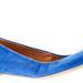 This refined suede version in a bold blue hue makes for a pair not worth taking off after the trek.