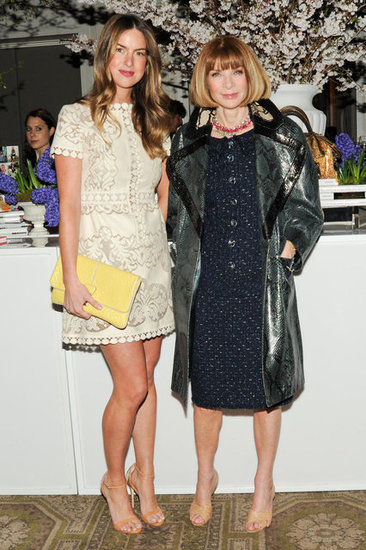 Claiborne Swanson Frank &amp; Anna Wintour
