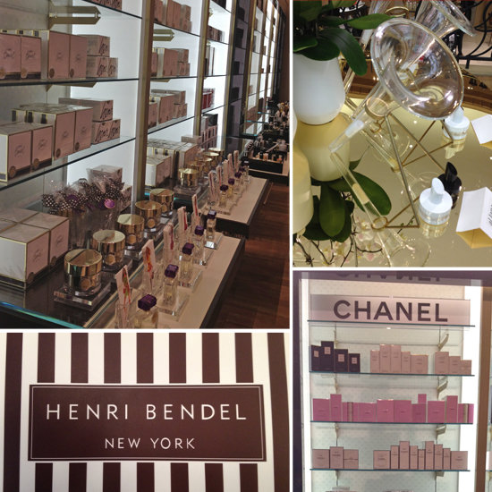 Beauty Field Trip: See Henri Bendel's New Fragrance Floor