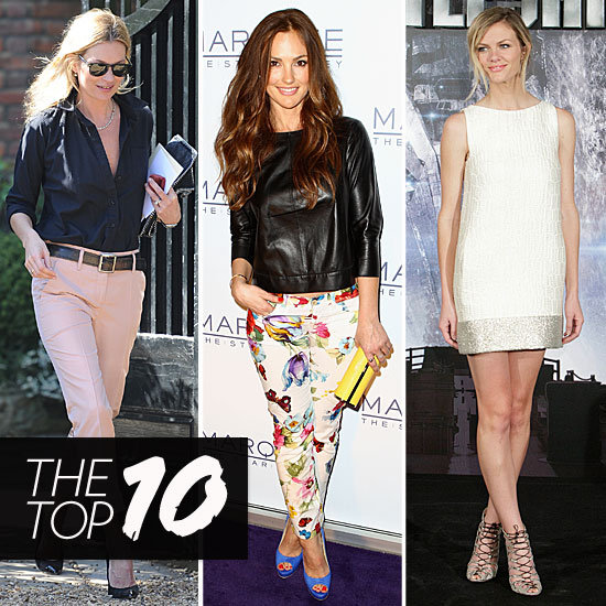 Best Celebrity Style March 26, 2012