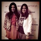 Assistant editor Hannah chatted with the face of DKNY, Ashley Greene.