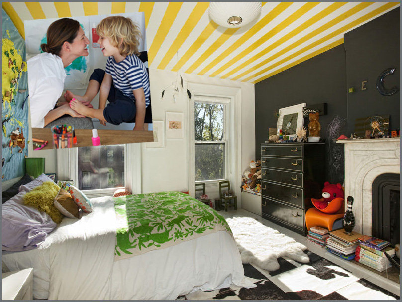 Get the Look: A City Circus Bedroom For Jenna Lyons's Son