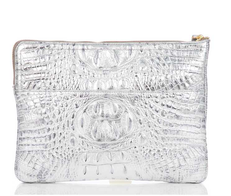 iWant: Brahmin Tablet Clutch