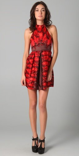 Tibi Pirouette Party Dress