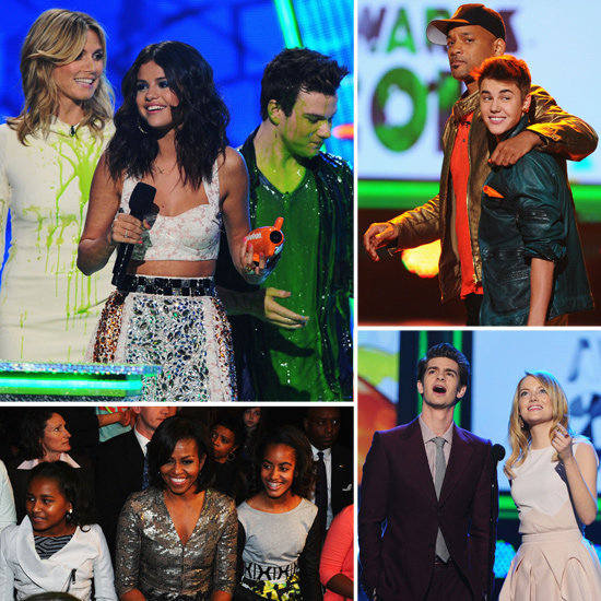 Nickelodeon's 25th Annual Kids' Choice Awards - Show