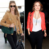 Spring Trend Alert: Lighten Up Your Leather Like Sophia and Rosie