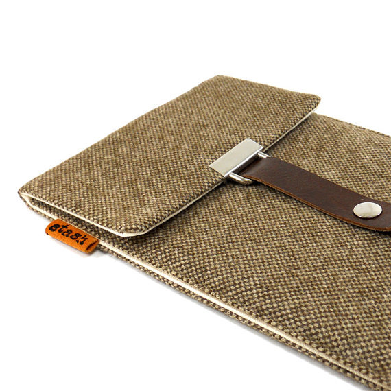 Brown Kindle or Nook case ($49)