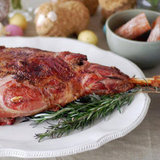 Roasted Leg of Lamb Recipe