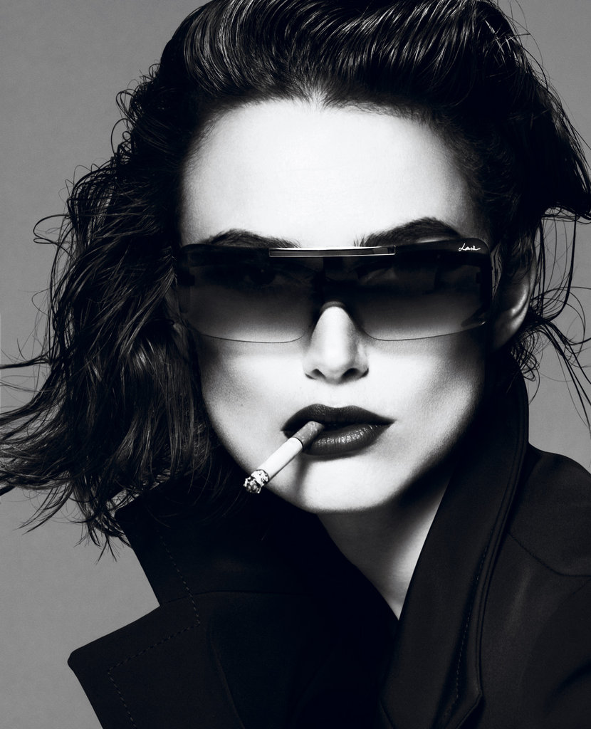 """Keira Knightley Gets Moody to Talk Spanking and Her """"Russian Moment"""" in Interview"""