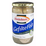While gefilte fish may not be your go-to order, there's someone in your family that will be sad if it doesn't make an appearance on the table. And lucky for us, it's only 70 calories per piece of fish.